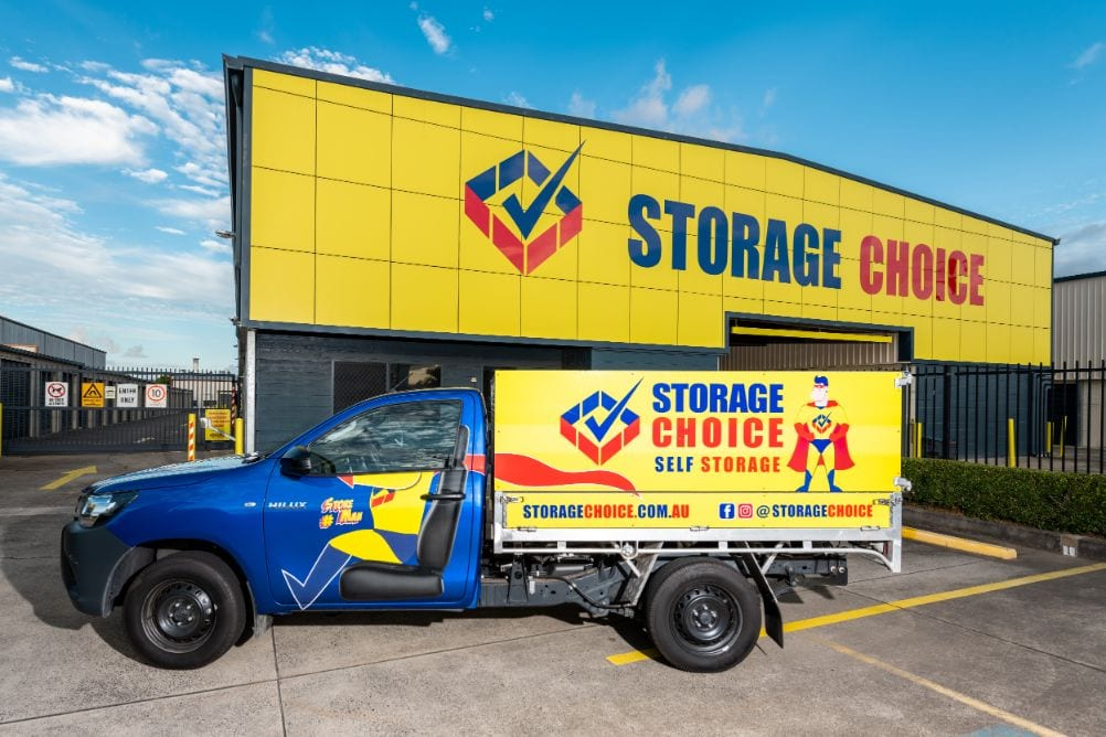 Free Ute Or Trailer To Help You Move In!