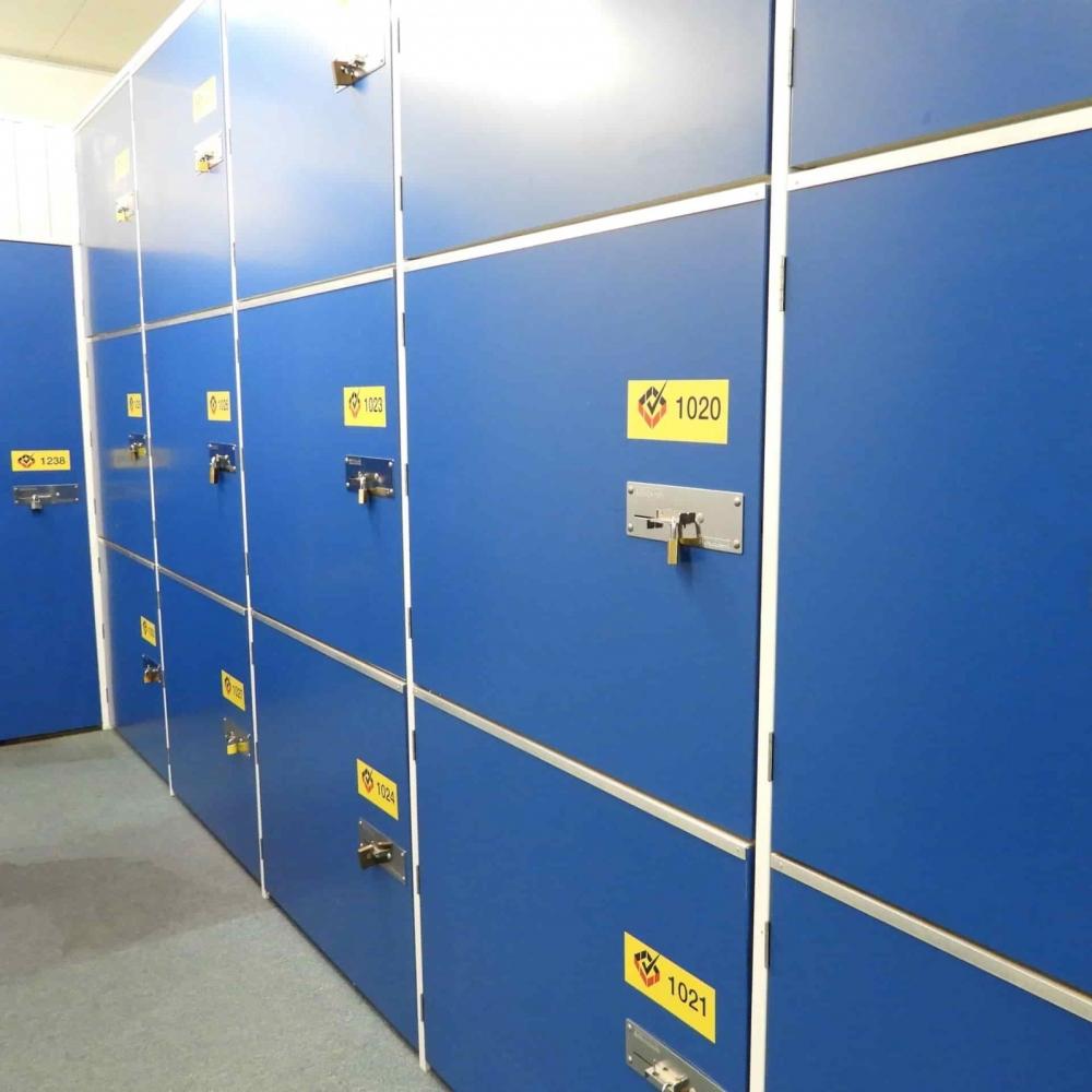 Self Storage Albion Wine Storage