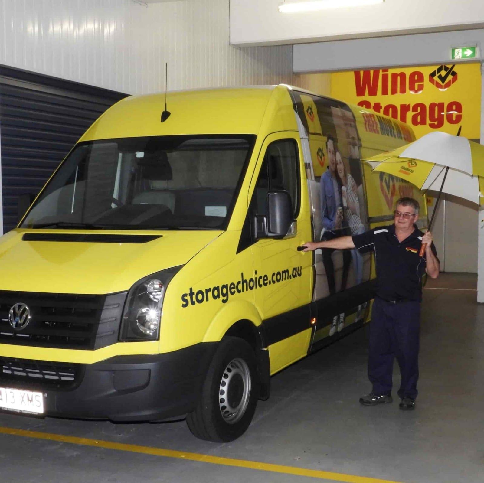 Albion Van
