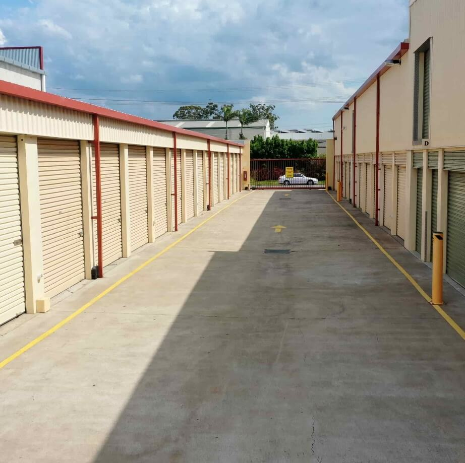 Self Storage Coopers Plains Drive Up Sheds