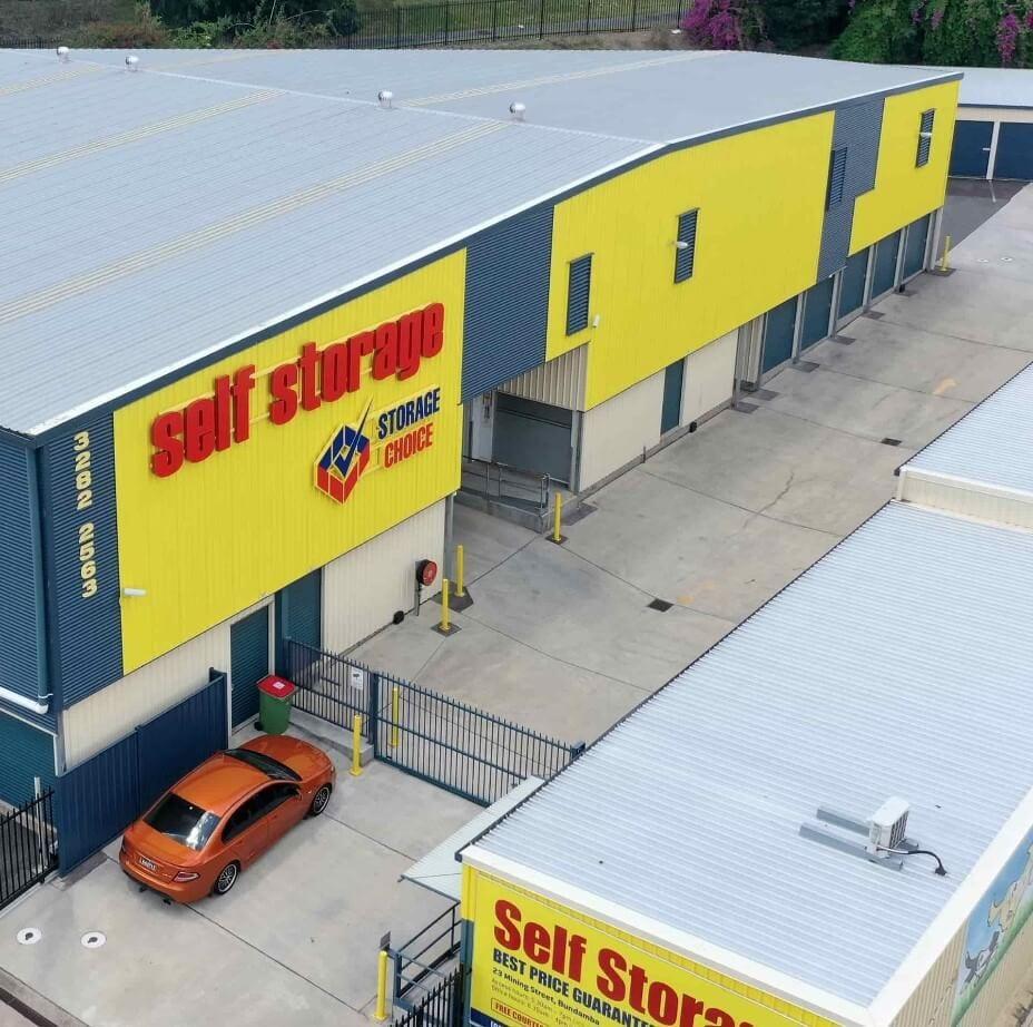 Storage Choice Ipswich
