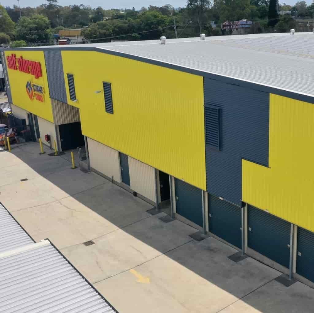 Self Storage Ipswich Signage 2