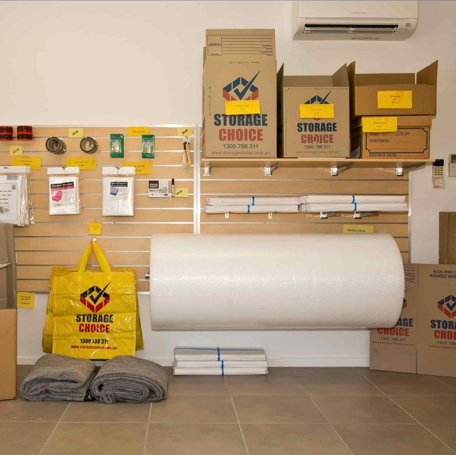 Storage Choice Maroochydore Box Shop