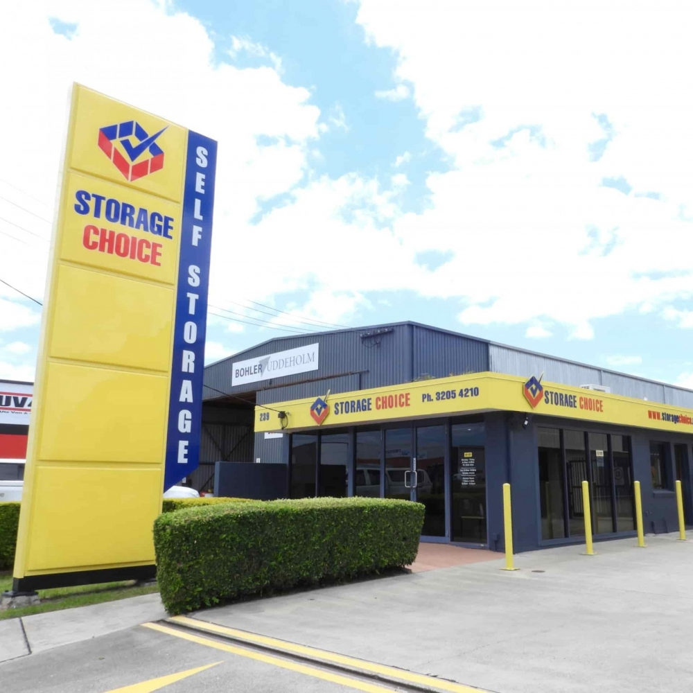 Storage choice office at the Strathpine location