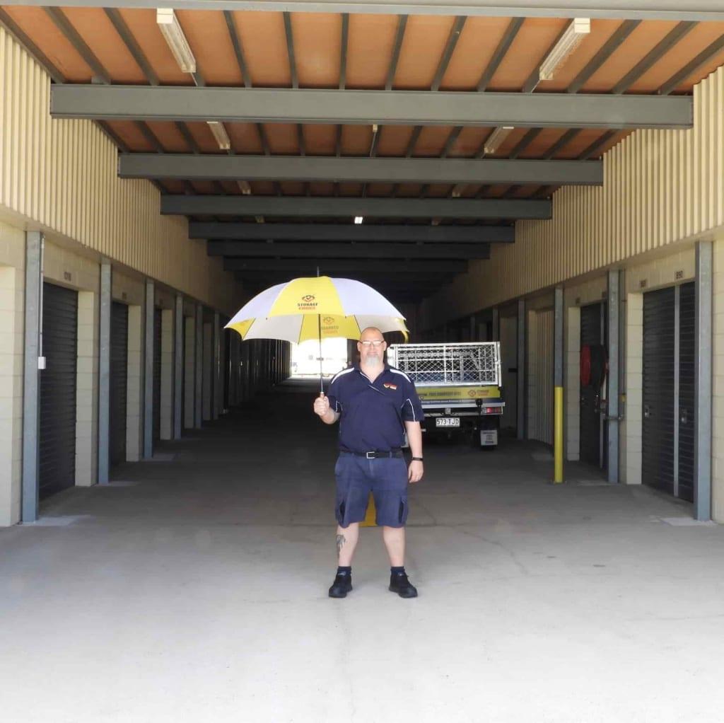 Storage Choice Strathpine Manager Chris