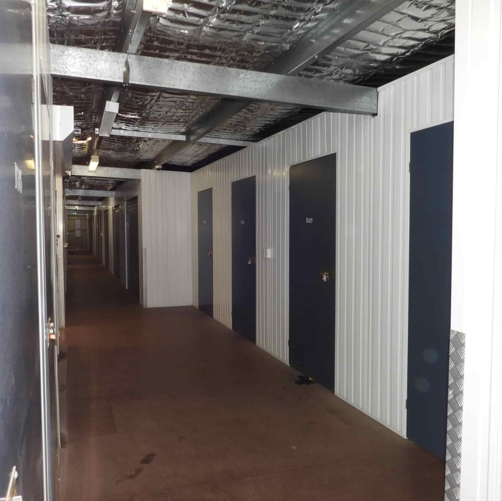 Sumner Park Internal Storage