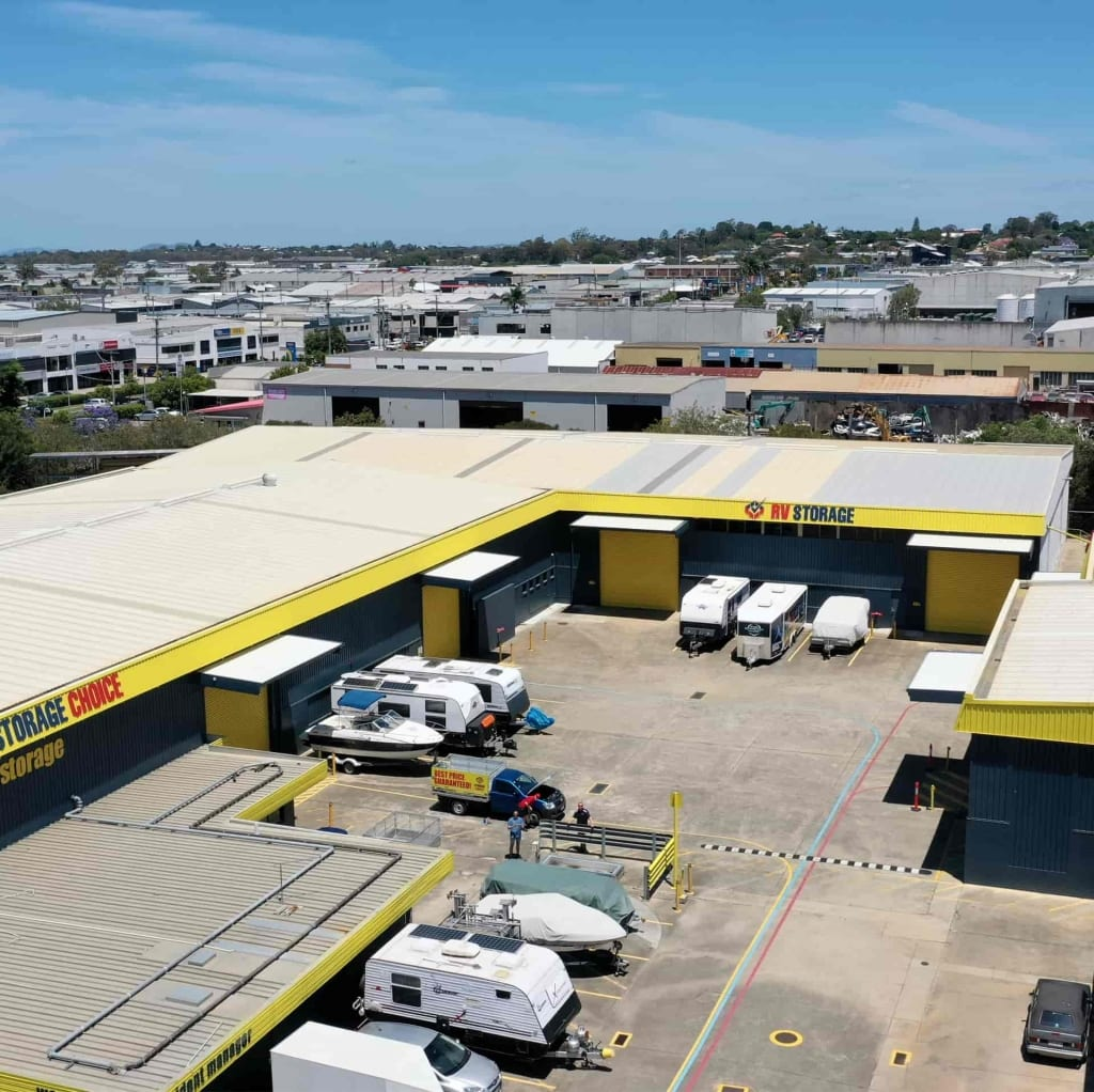 Storage Choice Zillmere