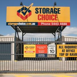 Self Storage Maroochydore Front Gate