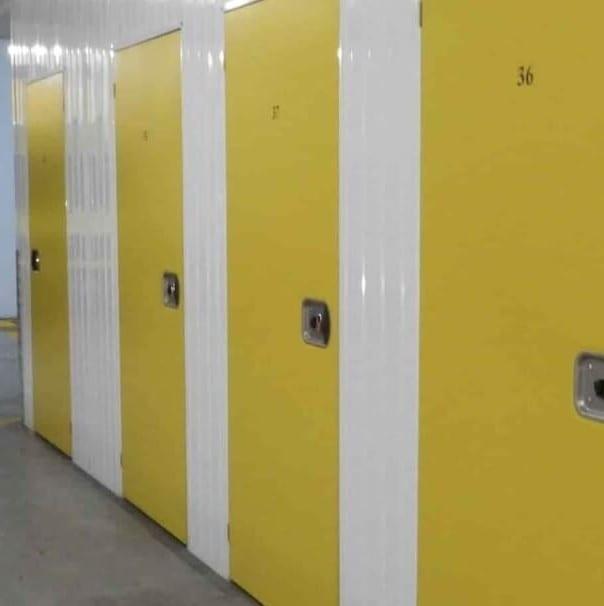 Self Storage Albion Lockers