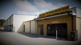 Entire facility view of Gladstone Storage Choice location