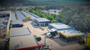 Entire facility view of Maroochydore Storage Choice location