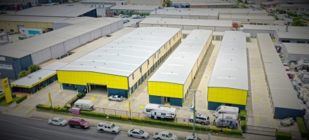 Entire facility view of Strathpine Storage Choice location