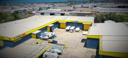 Entire facility view of Zillmere Storage Choice location