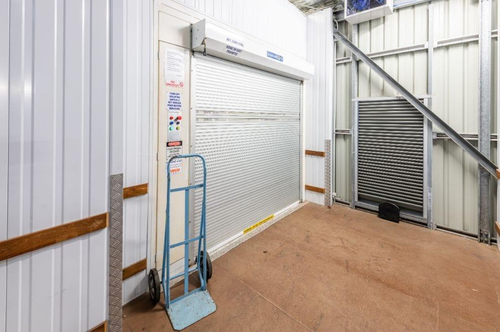 Ipswich storage garage door