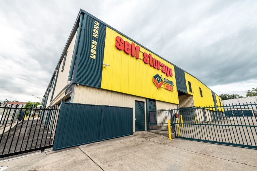 Ipswich self storage faciltiy